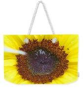 Sun Dial Weekender Tote Bag