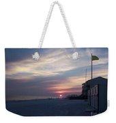 Sun Down In Destin Weekender Tote Bag