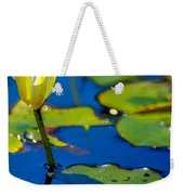 Sun Drenched Lilly  Weekender Tote Bag