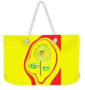 Sun Feng Shui Weekender Tote Bag