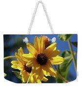 Sun Flowers Weekender Tote Bag