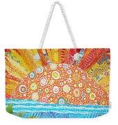 Sun Glory Weekender Tote Bag by Susan Rienzo