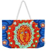Sun God Weekender Tote Bag