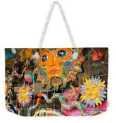 Wimberley Texas Sun Goddess And Her Court Weekender Tote Bag