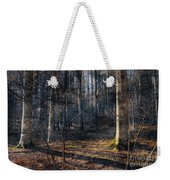 Sun In The Forest Weekender Tote Bag