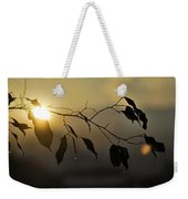 Sun Leaves Weekender Tote Bag