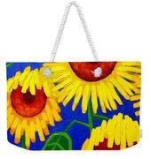 Sun Lovers Weekender Tote Bag