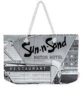 Sun-n-sand Motor Hotel II Weekender Tote Bag