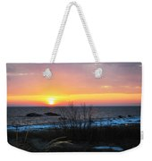 Sun On Water Weekender Tote Bag