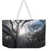 Sun Over The Park Weekender Tote Bag