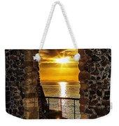 Sun Panorama Weekender Tote Bag