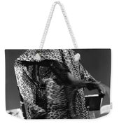 Sun Ra 1968 Weekender Tote Bag by Lee  Santa