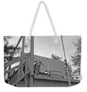Sun Ra Arkestra Uc Davis Quad 3 Weekender Tote Bag by Lee  Santa