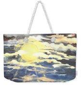 Rays Of Light Weekender Tote Bag
