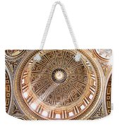 Sun Rays Through The Dome Weekender Tote Bag