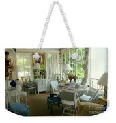 Sun Room Weekender Tote Bag