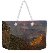 Sun Shining On The Canyons Weekender Tote Bag