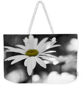 Sun-speckled Daisy Weekender Tote Bag