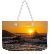 Sun Splash Weekender Tote Bag