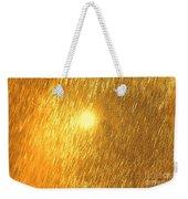 Sun Spot Abstrasct Weekender Tote Bag