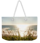 Sun Star At The Beach Weekender Tote Bag