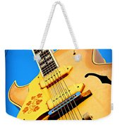 Sun Studio Guitar Weekender Tote Bag