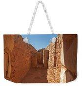 Sun Temple Mesa Verde National Park Weekender Tote Bag