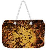Sun - The Star Sign Of Lion Weekender Tote Bag