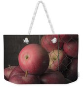 Sun Warmed Apples Still Life Standard Sizes Weekender Tote Bag