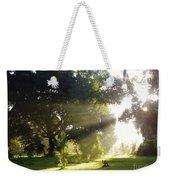 Sunbeam Landscape Weekender Tote Bag