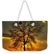 Sunblock A Sunset On Lake Oconee Weekender Tote Bag