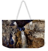 Sundance Aspen Waterfall Weekender Tote Bag