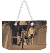 Sunday Afternoon  Weekender Tote Bag