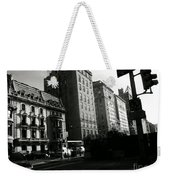 Sunday At The Museum Weekender Tote Bag