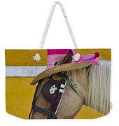 Sunday Bonnet  Weekender Tote Bag