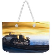Sunday Drive Weekender Tote Bag by Bob Orsillo