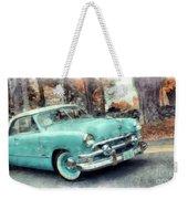 Sunday Drive Weekender Tote Bag