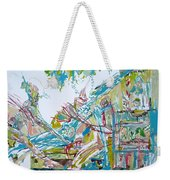 Sunday/monday/wednesday/ask Them About Weekender Tote Bag