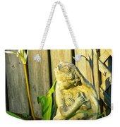 Sunday Morning Angel Weekender Tote Bag