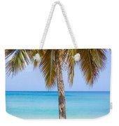 Sunday Palm Weekender Tote Bag