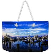 Sundown In Sag Harbor Weekender Tote Bag