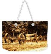 Sundown On The Honey Dew Wagon Weekender Tote Bag