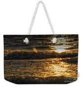 Sundown On The Waves Weekender Tote Bag