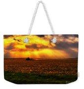 Sundown On The Working Farmer Weekender Tote Bag