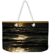 Sundown Reflections On The Waves Weekender Tote Bag