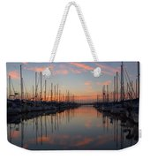 Sundown Serenade  Weekender Tote Bag