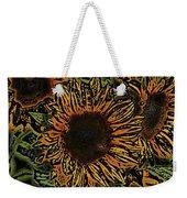 Sunflower 18 Weekender Tote Bag
