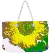 Sunflower 30 Weekender Tote Bag