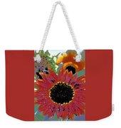 Sunflower 31 Weekender Tote Bag