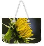 Sunflower Bright Side Weekender Tote Bag